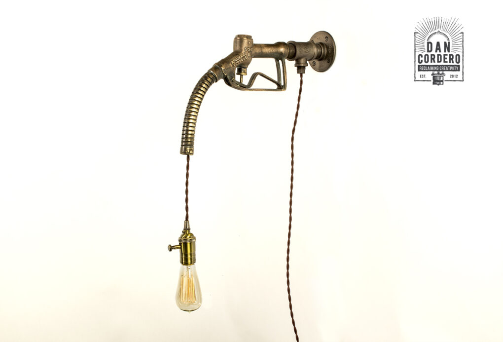 Vintage Gas Pump Nozzle