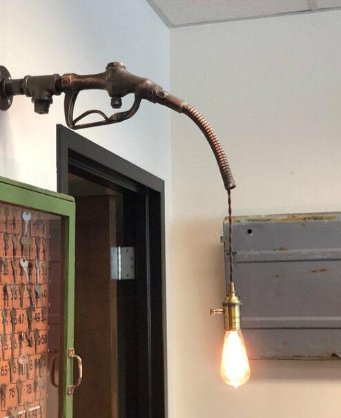 Gas Pump Nozzle Light