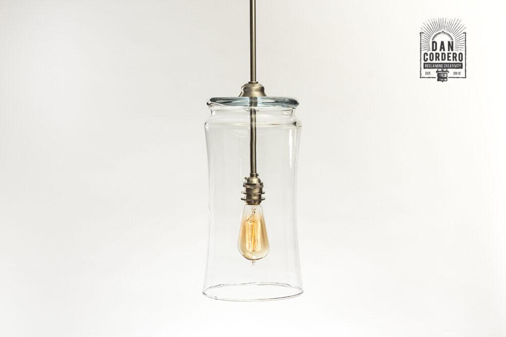 Oversized Edison Pendant Light