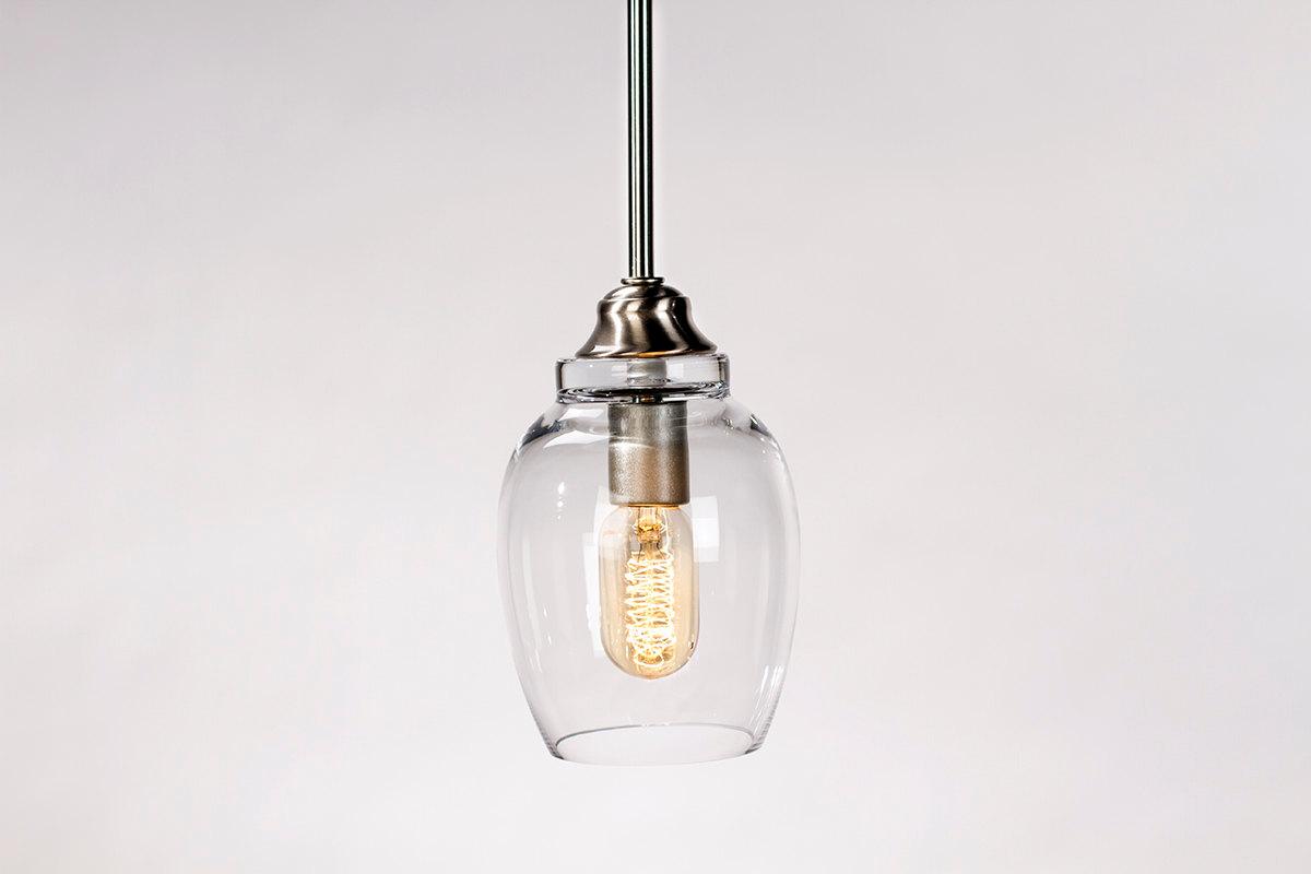 pendant light fixture edison bulb small lotus dan cordero. Black Bedroom Furniture Sets. Home Design Ideas
