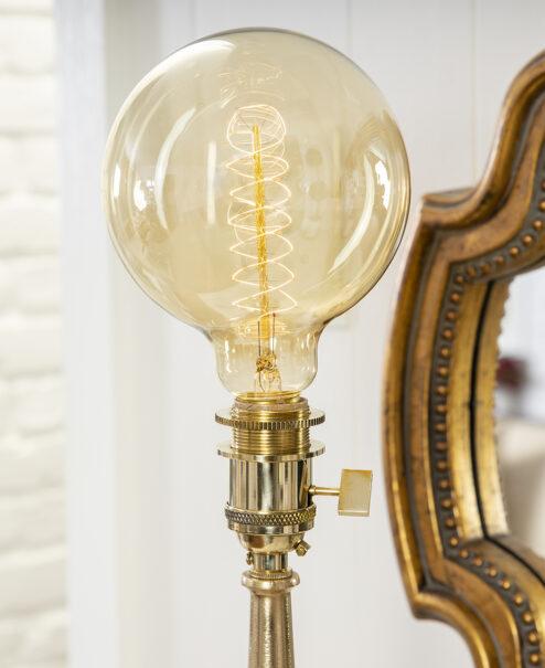 Fire Hose Nozzle Desk Lamp