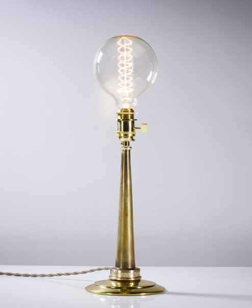Fire Nozzle Lamp