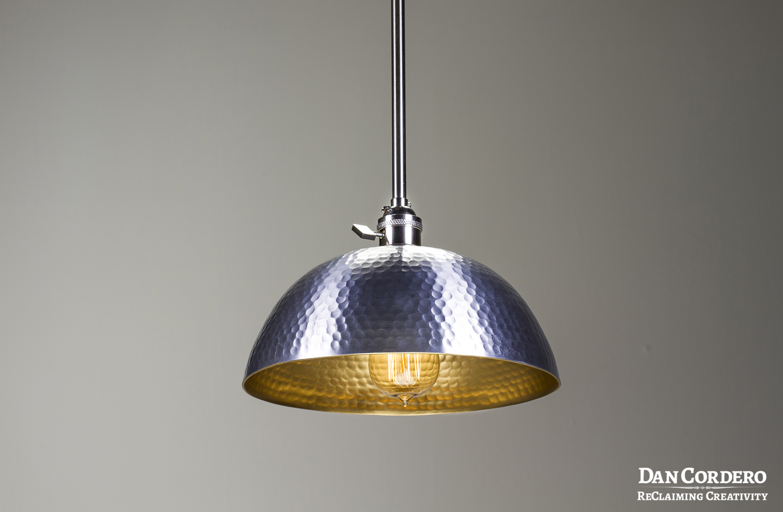 Gold Pendant Light Fixture