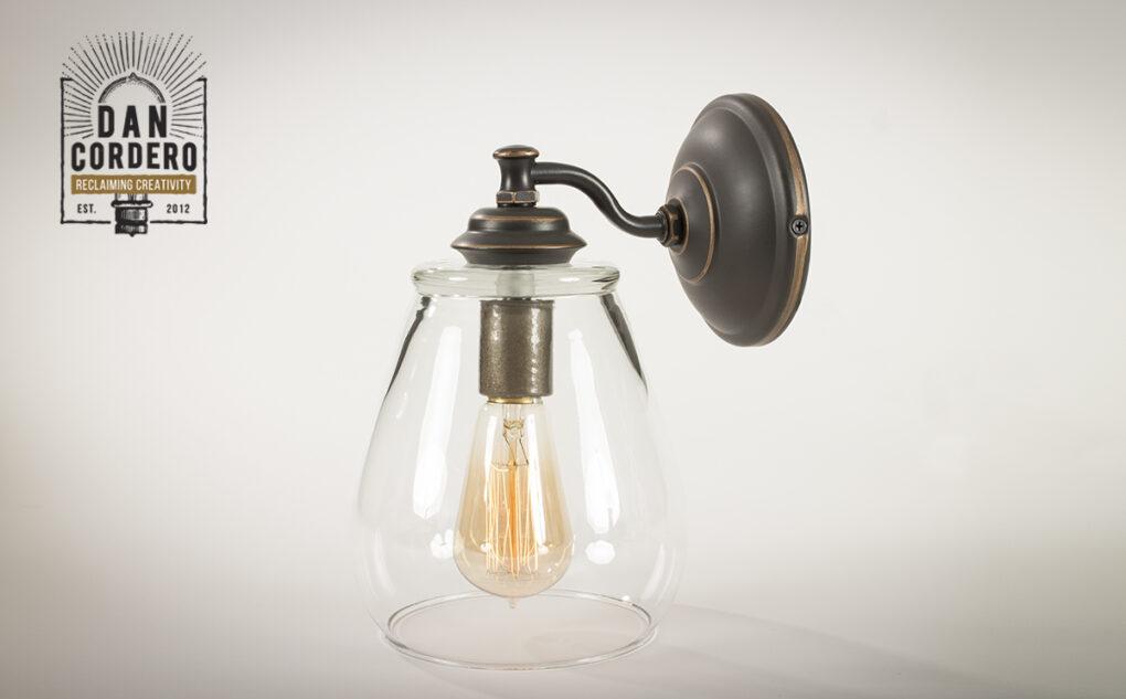 Outdoor Edison Lantern