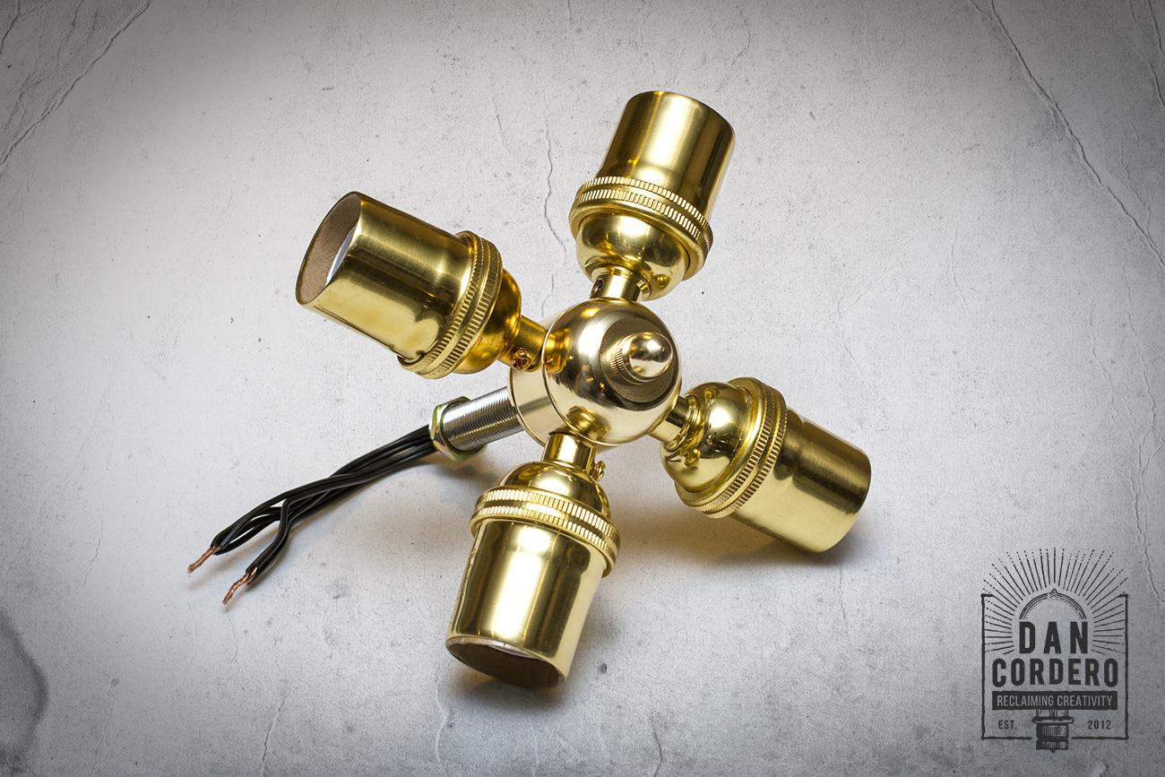 Fan Lamp Kit