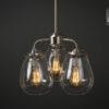 Edison Bulb Chandelier