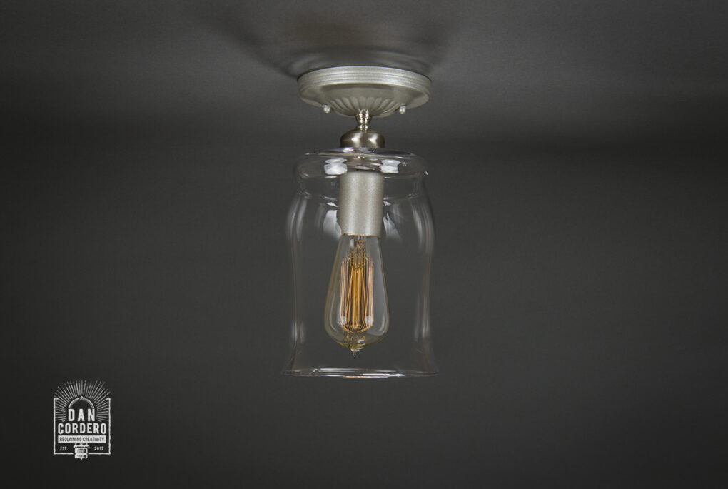Edison Flush Mount