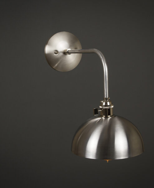 Dome Wall Sconce