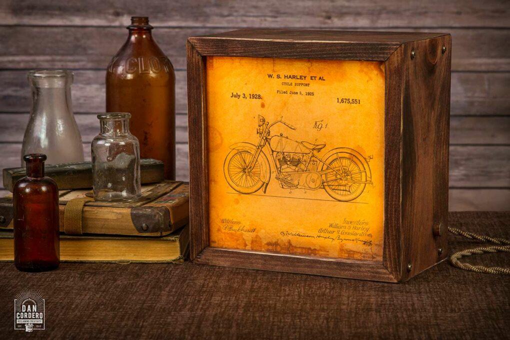 Patent Lamp