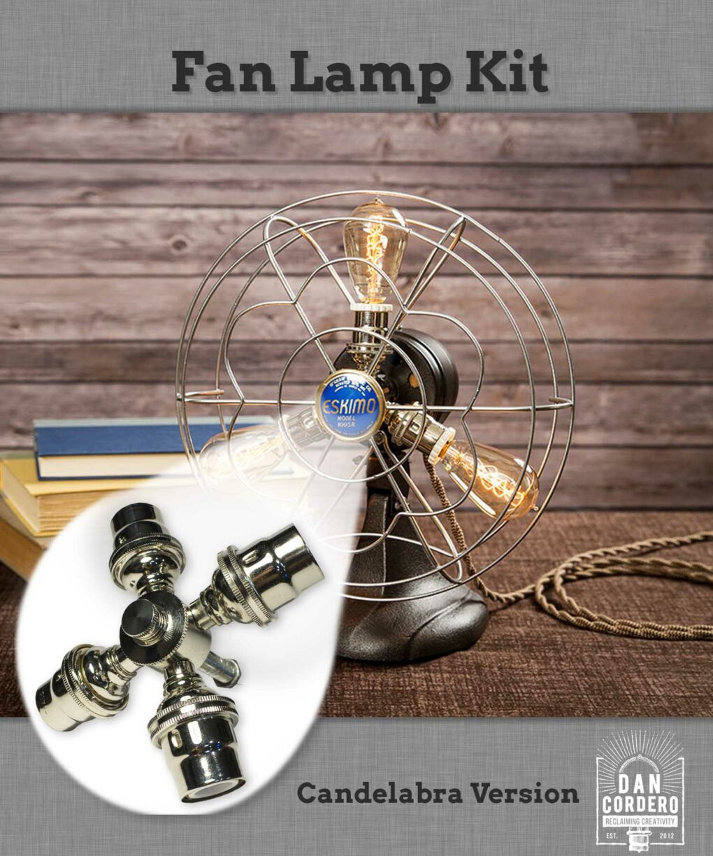 Fan Lamp Supplies