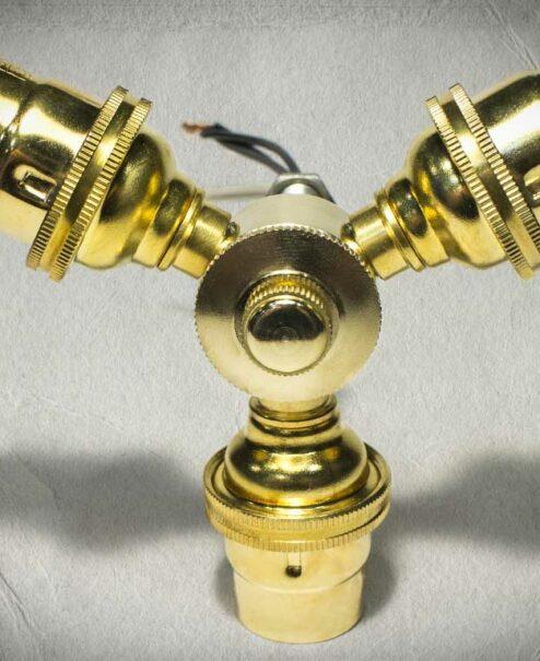Fan Lamp Making