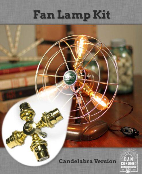 Fan Lamp Supplies