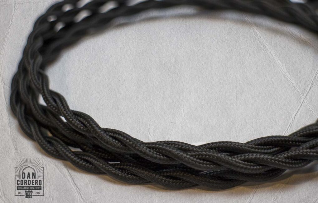 Black Electrical Wire