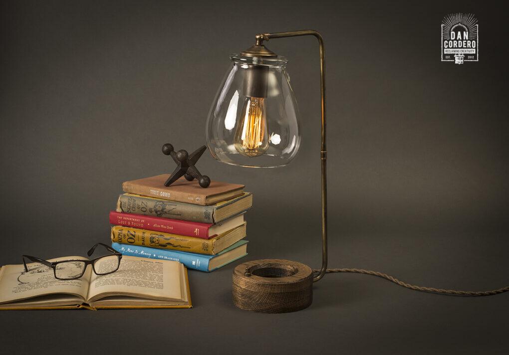 Dan Cordero Table Lamp