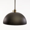 Dome Shaped Pendant Light