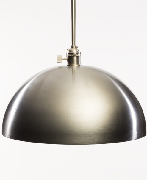 Metal Pendant Light Fixture