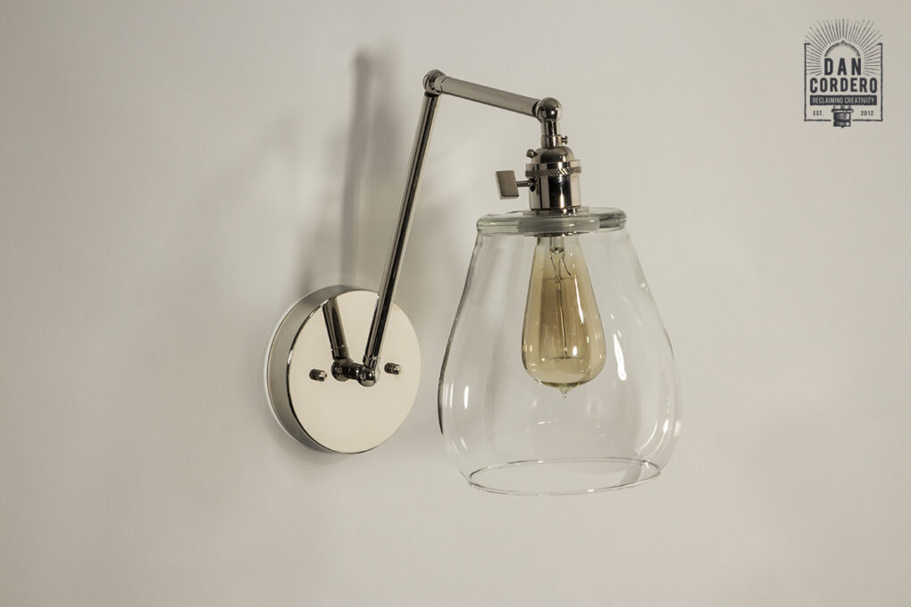 Edison Wall Sconce Light Fixture
