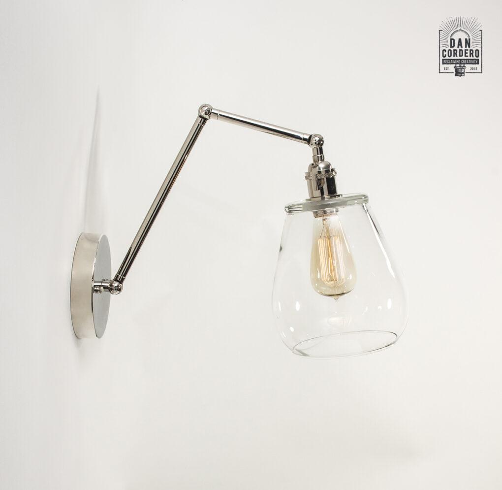 Edison Wall Sconce Light Fixture