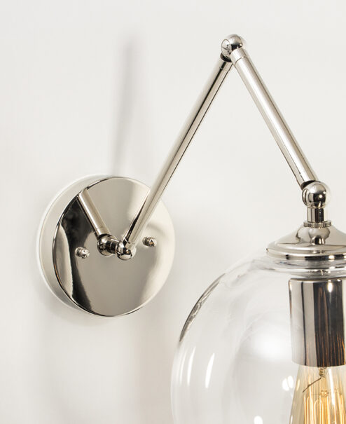 Articulating Wall_Sconce_Globe-Shade