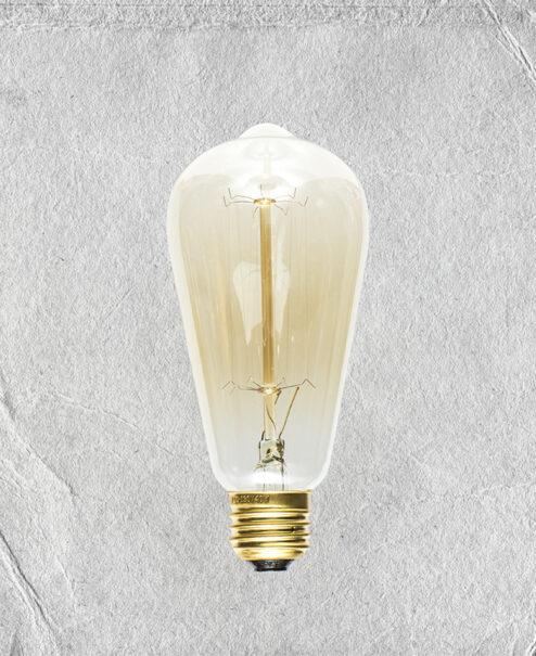 Dan Cordero Edison Bulb