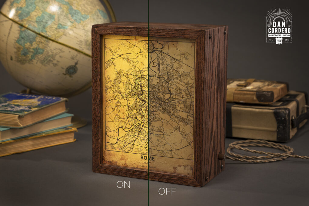 Travel Lightbox Lamp