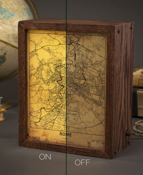 Travel Lightbox Lamp