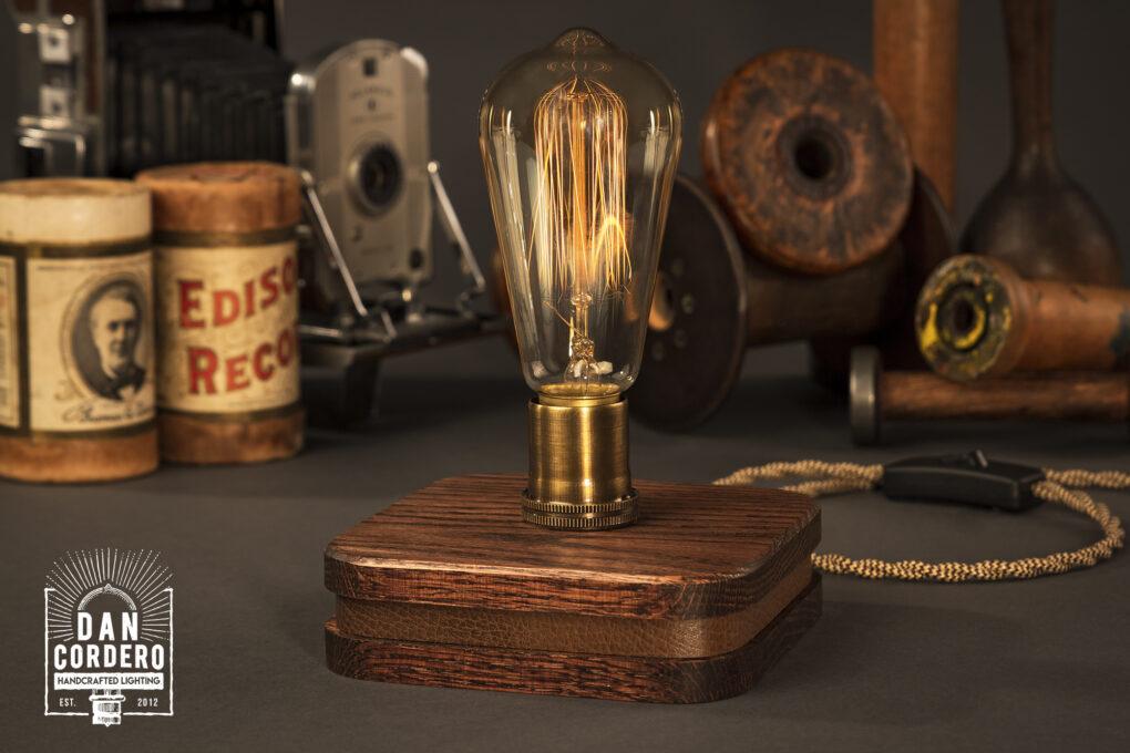 Menlo Edison Lamp