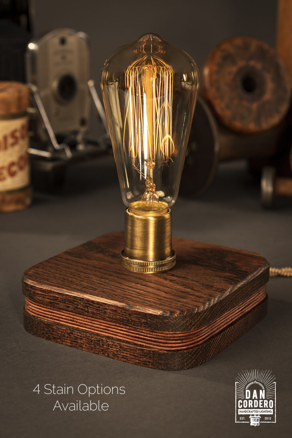 Edison Table Lamp
