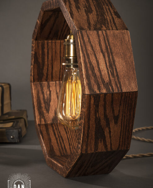 Edison Desk Lamp