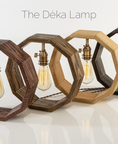 The Deca Lamp