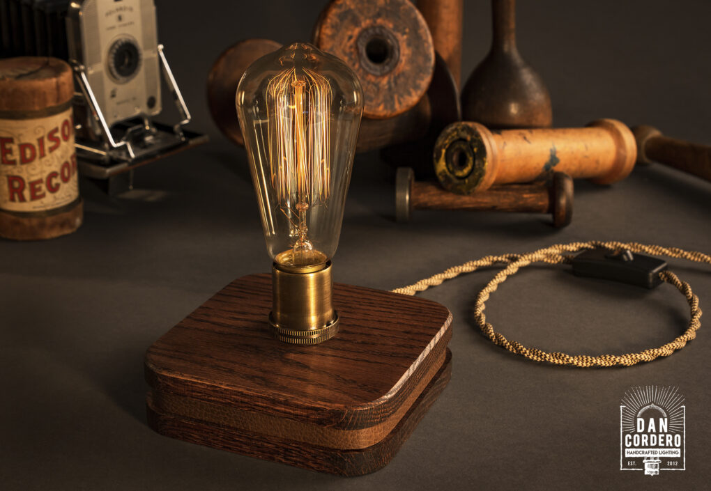 The Menlo Edison Table Lamp