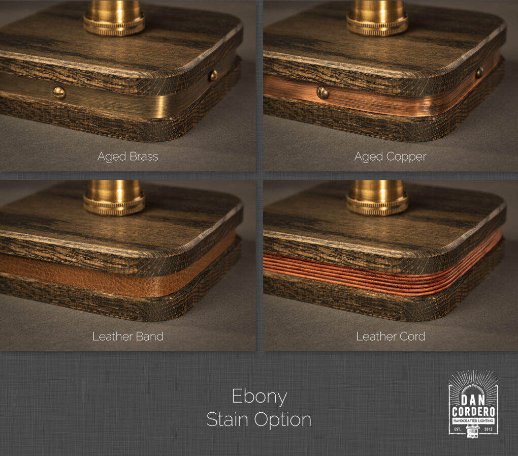 Ebony Stain - Material Option