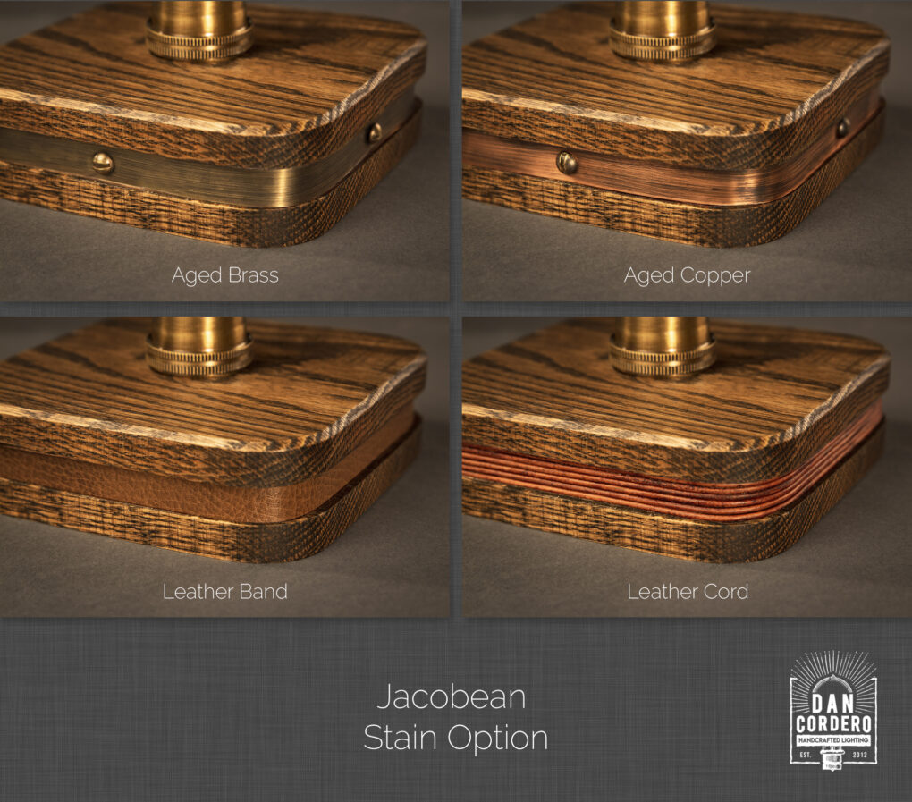 Jacobean Stain - Material Option