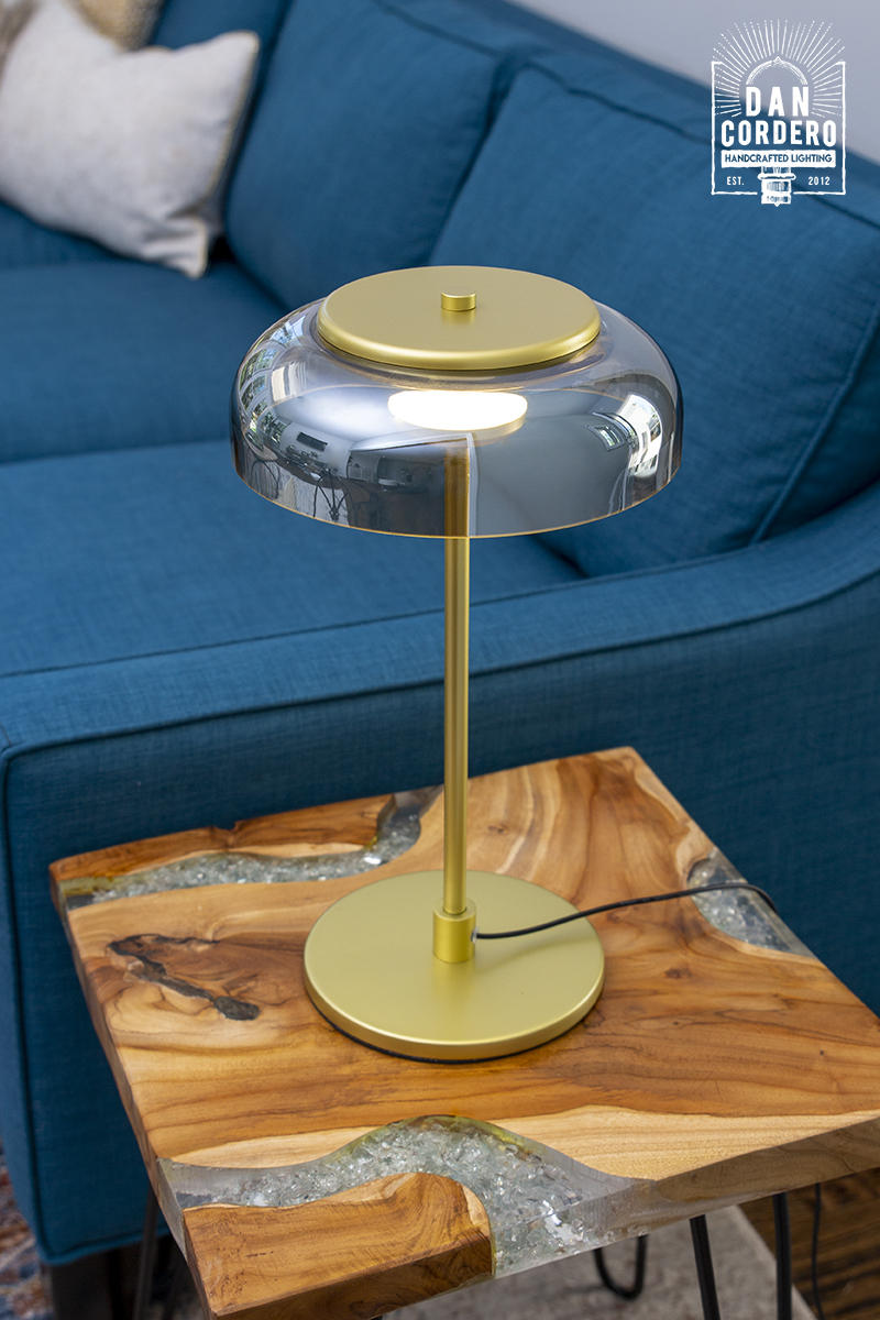 Hipster Lamp