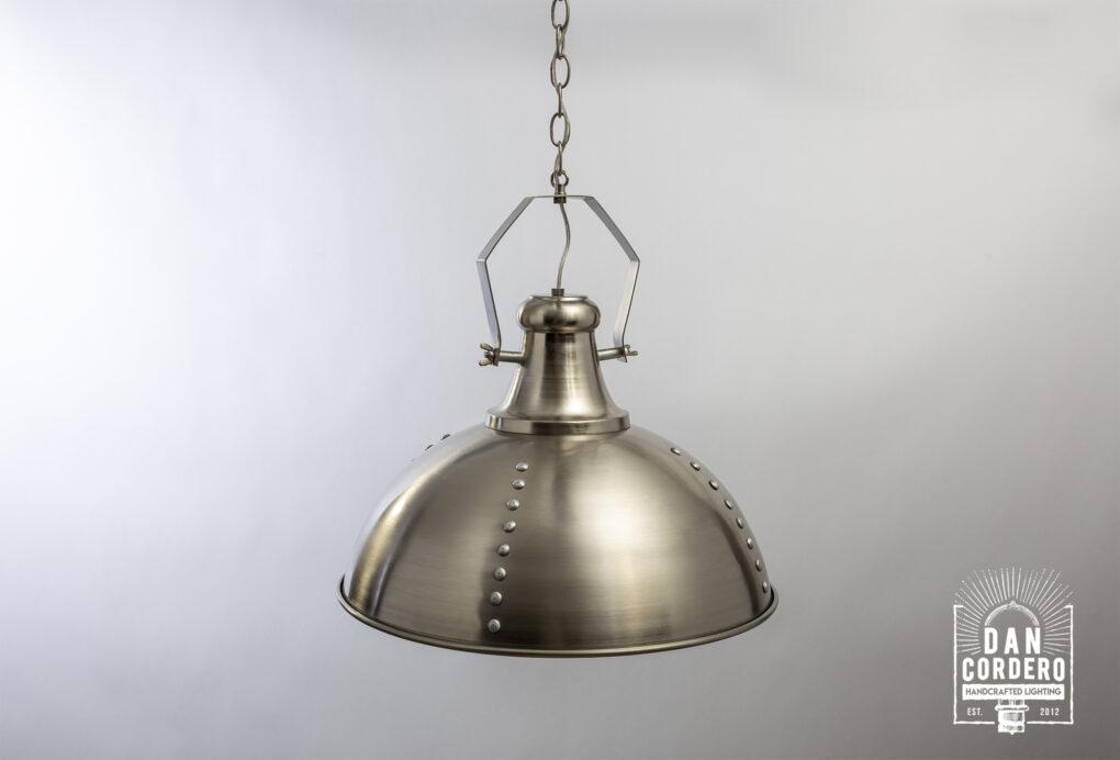 Dome Pendant Light Fixture