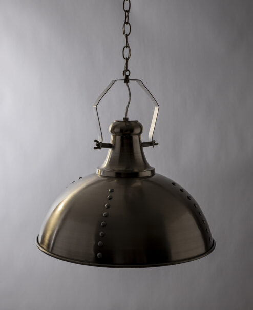 Dome Pendant Light Fixture