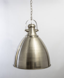 Restaurant Dome Light Fixture