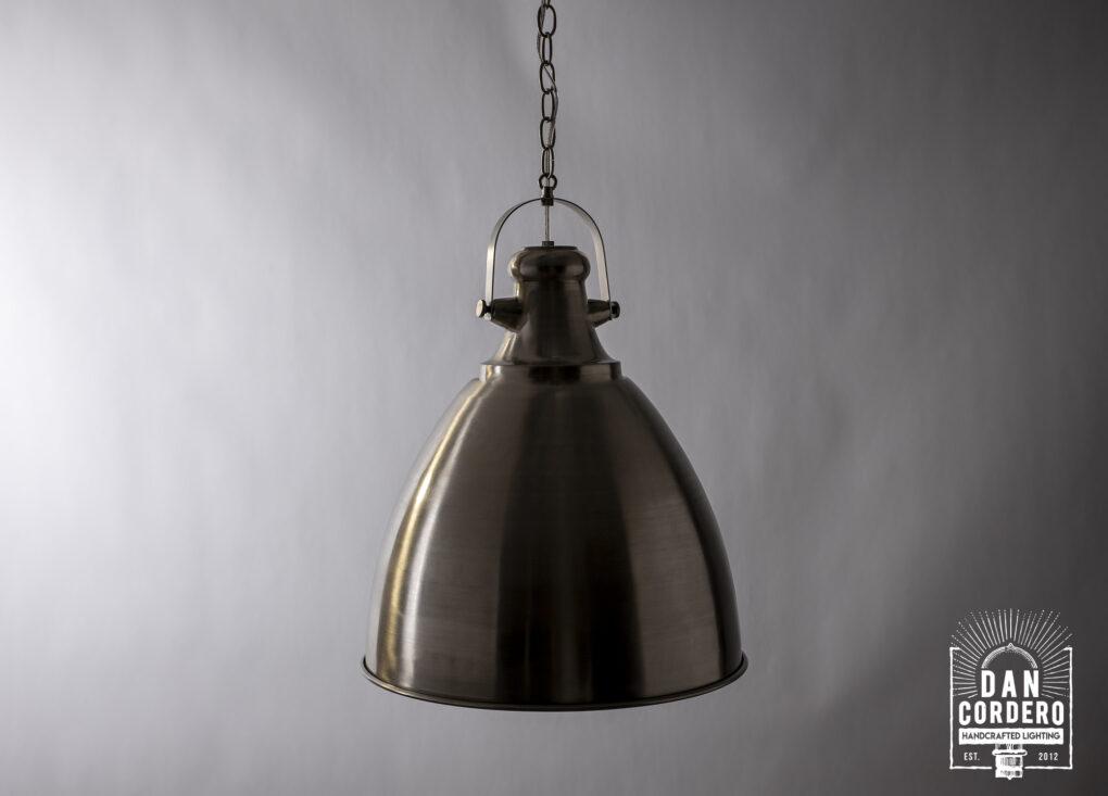 Restaurant Dome Light Fixture