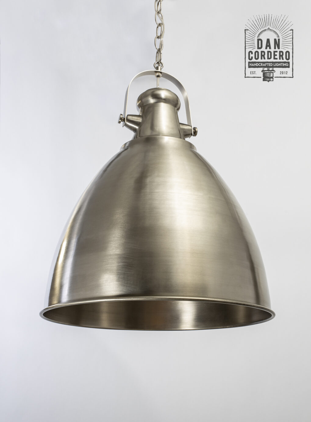 Oversized Dome Light Fixture