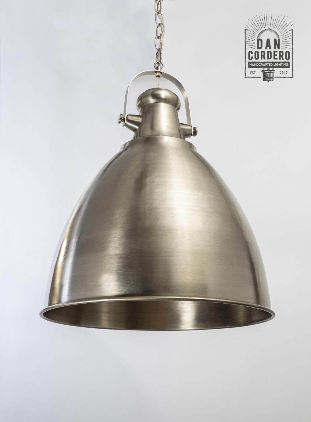Oversized Dome Light Fixture
