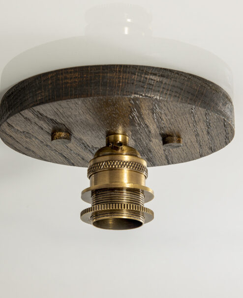 Wood Ceiling Canopy