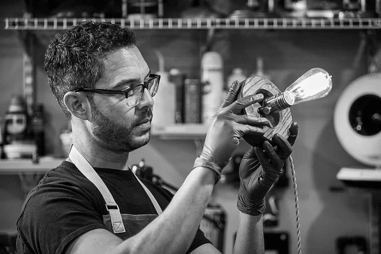 Dan Cordero Handcrafted Lighting