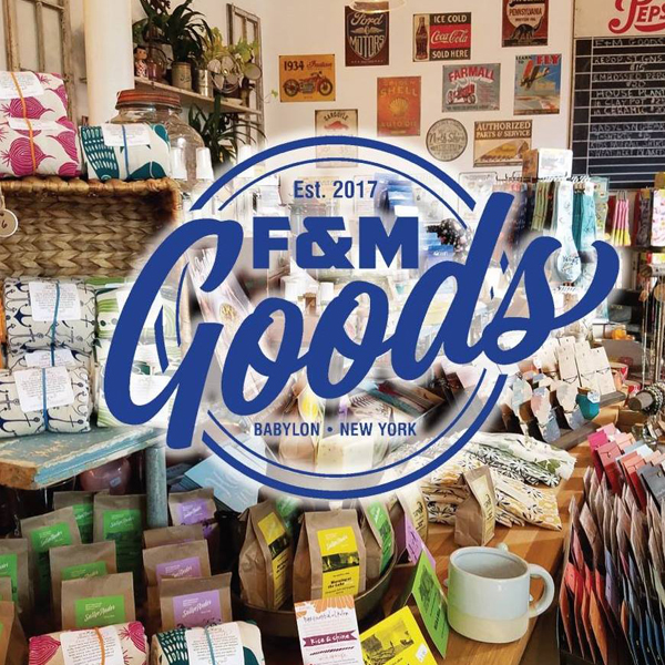 F&M Goods Store Logo