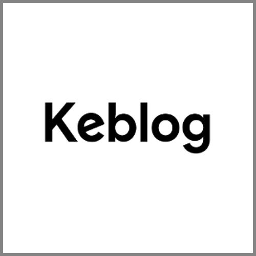 Keblog Logo