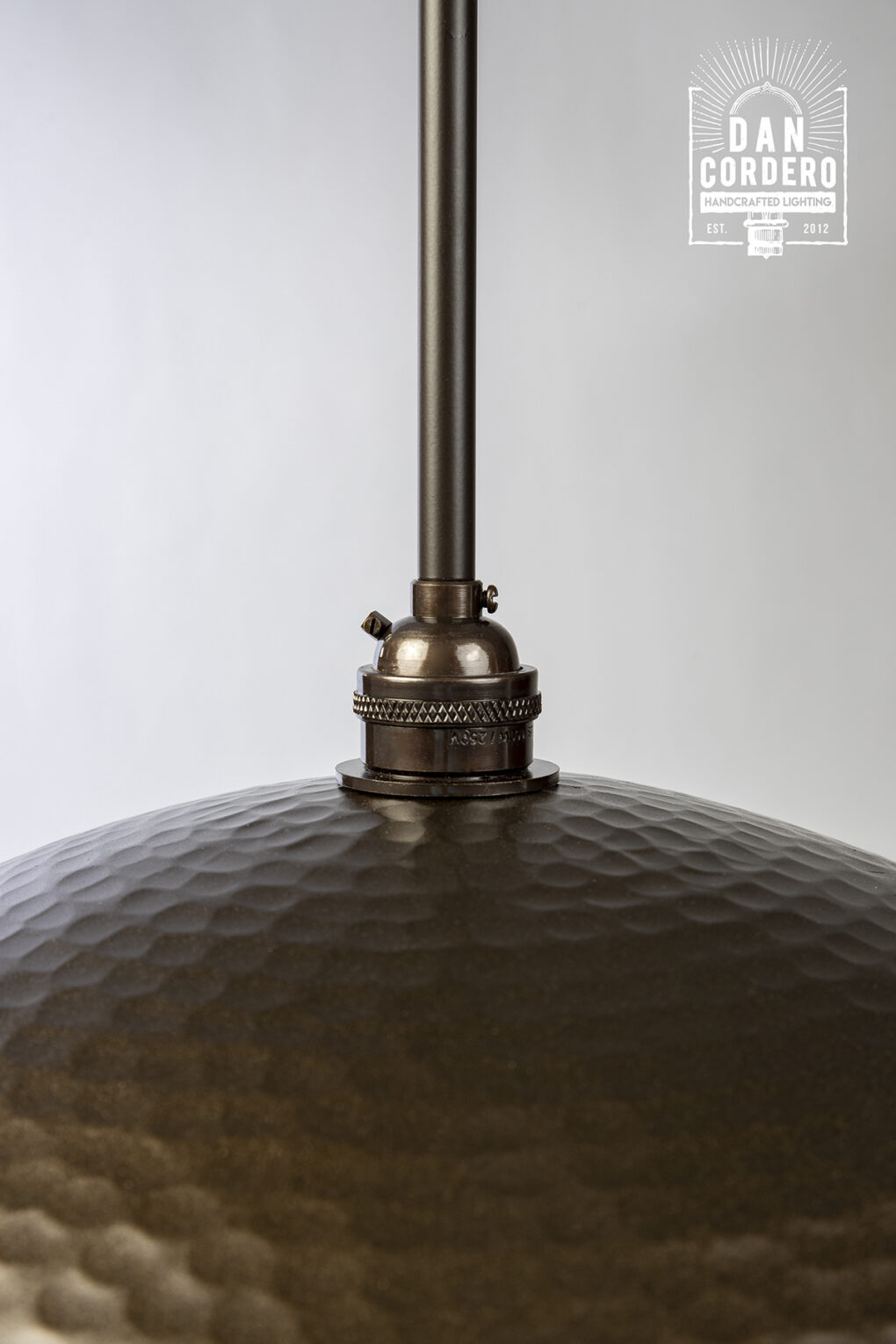Oil Rubbed Bronze Pendant Light Socket