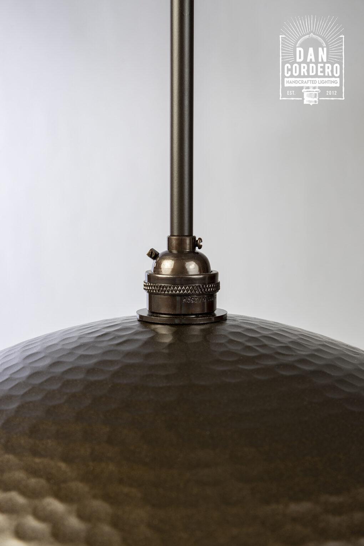Oil Rubbed Bronze Pendant Light Socket