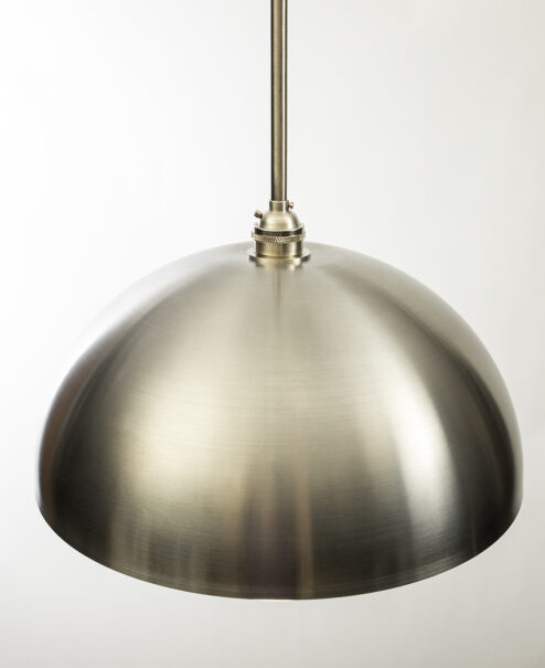 Oversized Light Fixture