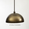 Oil Rubbed Bronze Pendant