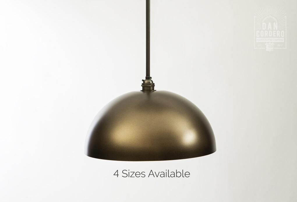 Oil Rubbed Bronze Pendant