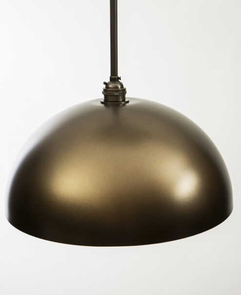 Bronze Pendant Light Fixture
